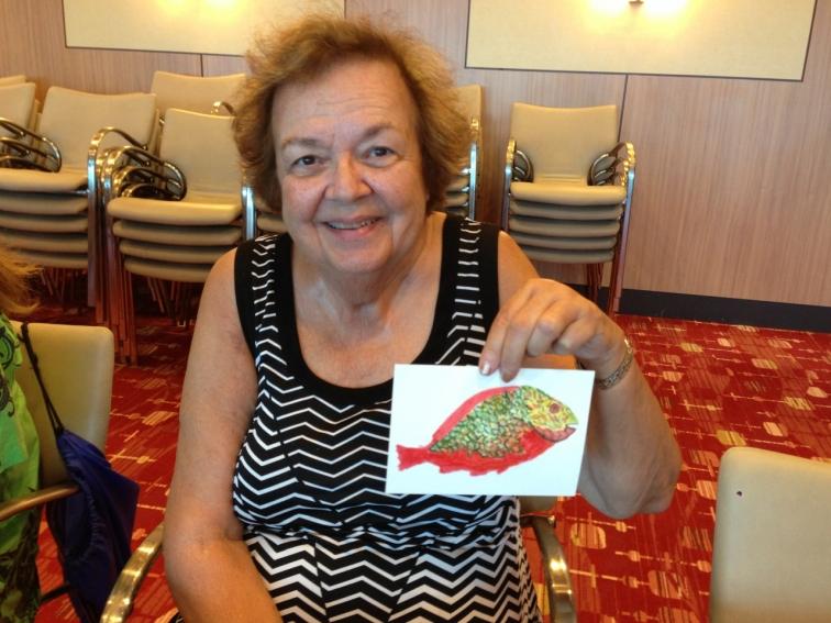watercolor-fish-celebrity-cruise-caribbean