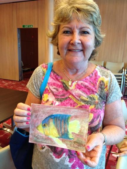 watercolor-fish-celebrity-eclipse-cruise