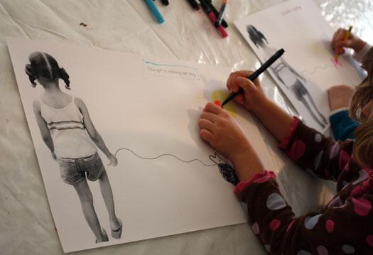 fotoplay-m-j-bronstein-girl-children-art