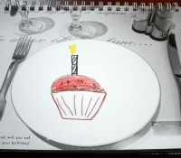 fotoplay-m-j-bronstein-birthday-cupcake