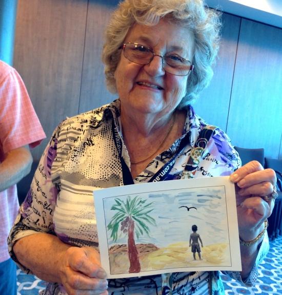 Marcie-J-Bronstein-watercolor-CelebritySolstice-