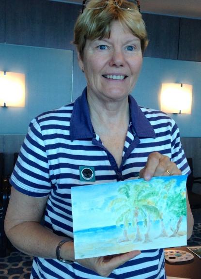 Marcie-J-Bronstein-watercolor-CelebritySolstice-art