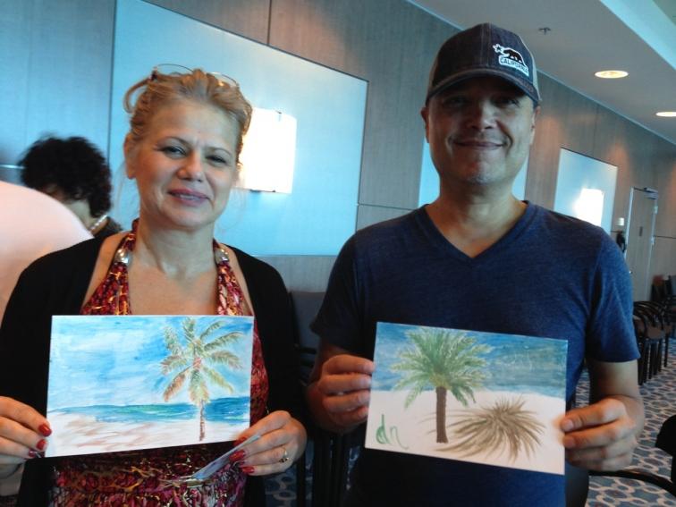 Marcie-J-Bronstein-watercolor-CelebritySolstice