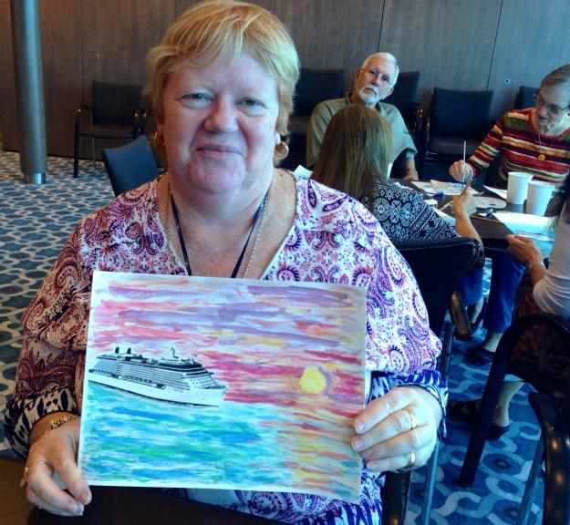 Marcie-J-Bronstein-watercolor-celebrity-solstice-8
