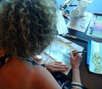 Marcie_J_Bronstein_watercolor_CelebritySolstice