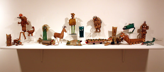 Recycled Menagerie Glassman Bronstein CMCA 7