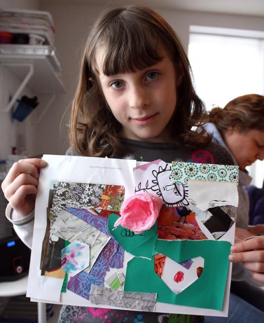 CMCA ArtLab Maine Collage Bronstein 12
