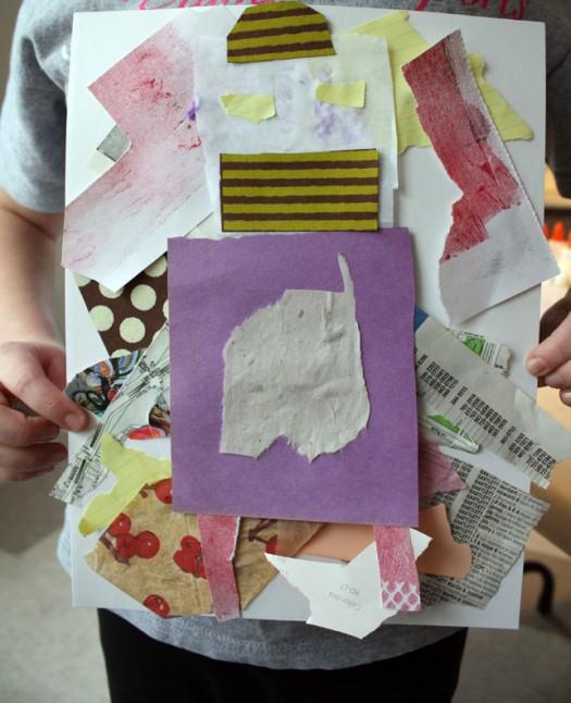 CMCA ArtLab Maine Collage Bronstein 6