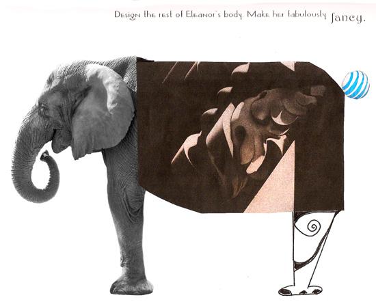 Kepets Bronstein Fotoplay Elephant