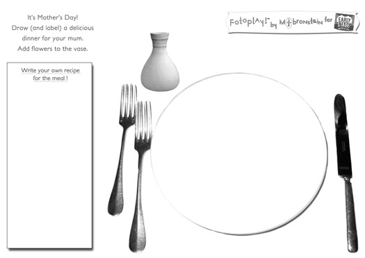 Mother's Day Fotoplay Early Stage Bronstein recipe