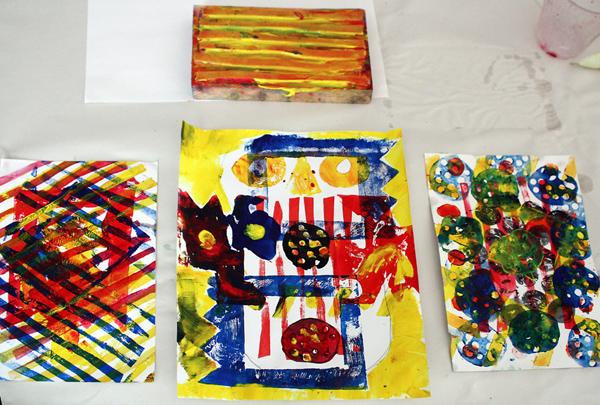 M J Bronstein collaborative printing cmca art 16