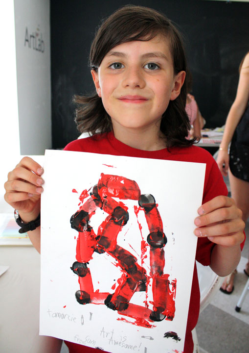 M J Bronstein collaborative printing cmca art 3