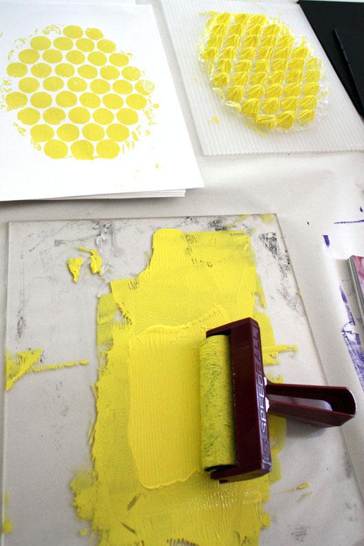 M J Bronstein collaborative printing cmca art 9