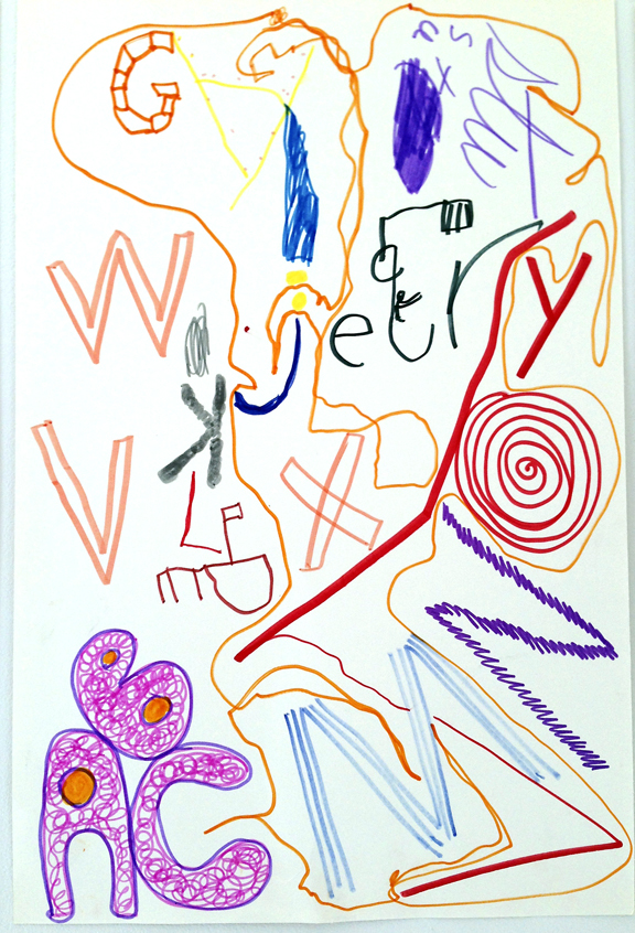 M J Bronstein-collaborative alphabet-artlab 1
