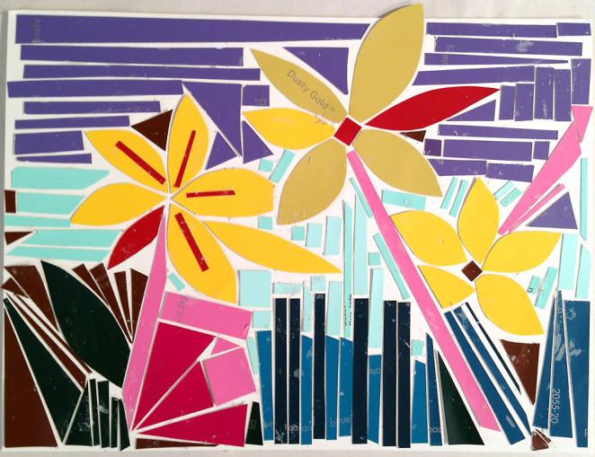 m j bronstein_cmca_artlab_paint chip mosaic 13