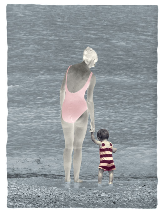 Holding On, Letting Go #1 Marcie J Bronstein