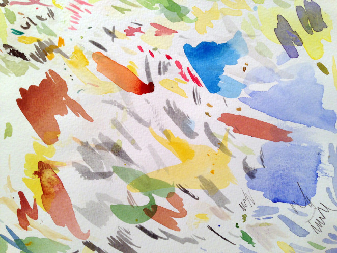 watercolor-process-abstract-marcie bronstein