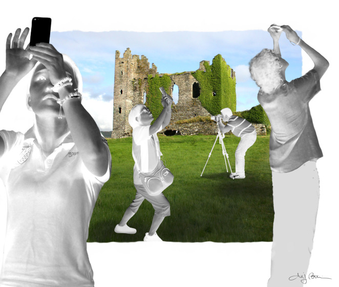 SiteSeeing_Ballycarbery_Castle_MJBronstein