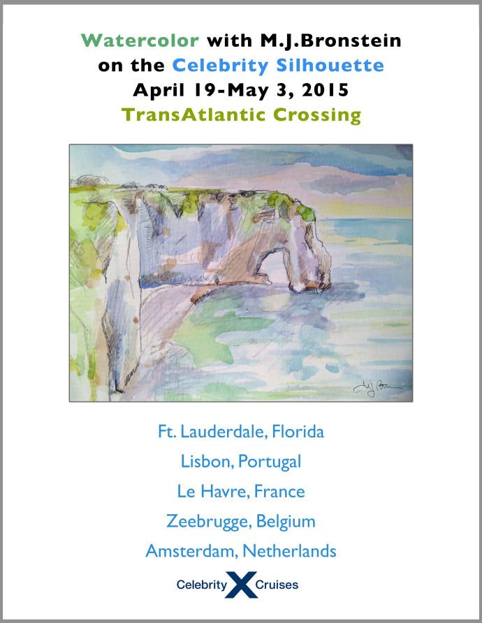 M.J.Bronstein-watercolor-celebrity-cruise