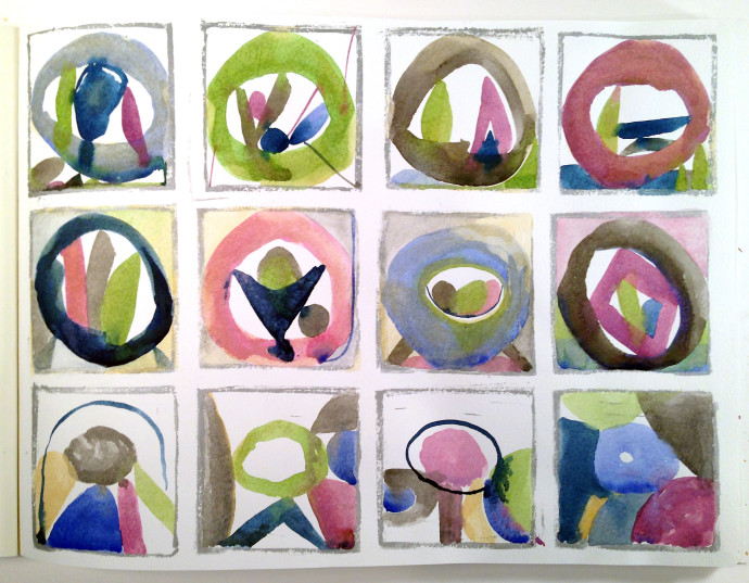 Swim-circles-watercolor-marcie-j-bronstein