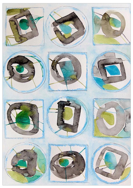 After-the-Pause_M.J.Bronstein-circle-painting-2015