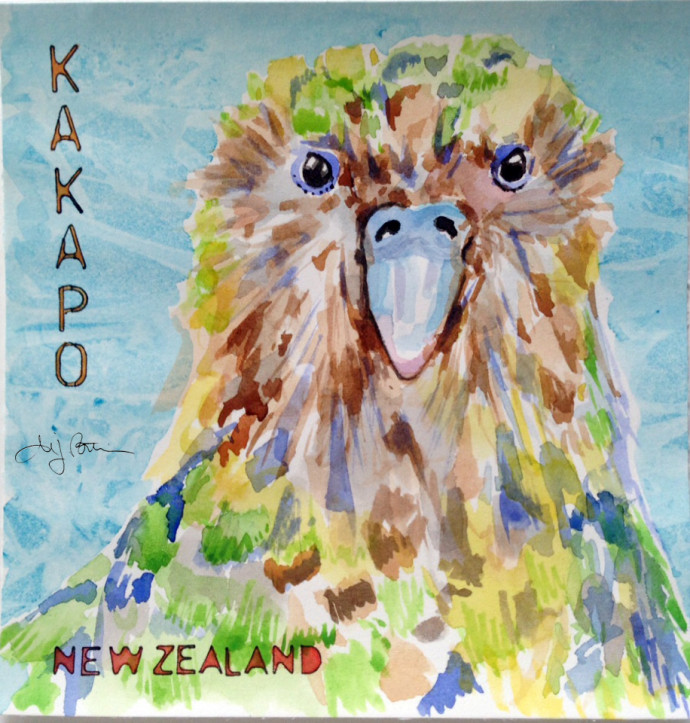 kakpo-m.j.Bronstein-new-zealand-watercolor